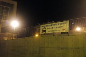 """Les JERC pengen pancartes """"en punts estratègics"""" amb l'objectiu """"d'arribar als indecisos"""" durant la campanya pel 27S"""