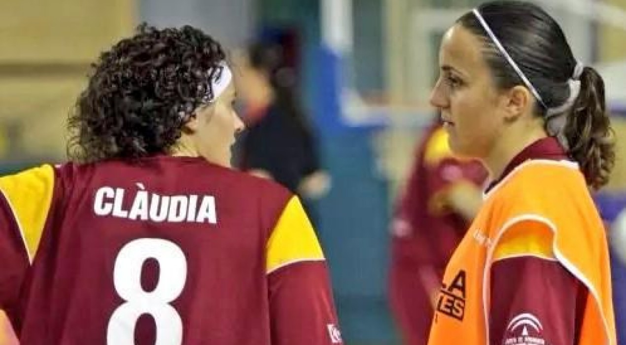 Clàudia Pons serà entrenadora ajudant a la selecció espanyola femenina de futbol sala