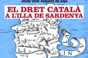 Publiquen 'El dret català a l'illa de Sardenya' amb pròleg i edició a cura de l'historiador i bibliògraf berguedà Ramon Felipó