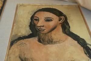 La Guàrdia Civil manté confiscat un quadre decomissat a Jaime Botín que Picasso va pintar a Gósol l'estiu de 1906
