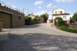 Borredà adjudica les obres per renovar l'entrada del poble en la primera fase d'una actuació més exhaustiva al nucli històric