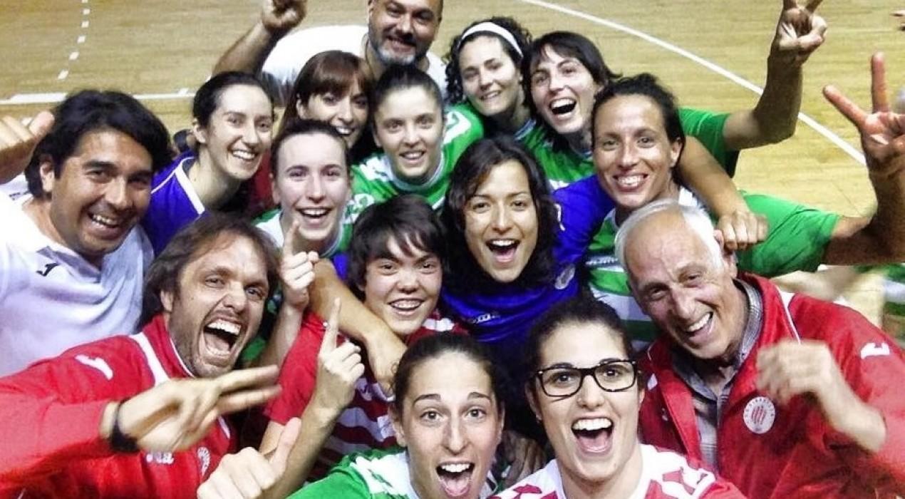 El Futsal Gironella arriba a un acord de filiació amb la Penya Esplugues per poder mantenir-se a Primera