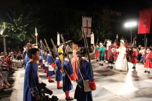 La Pobla de Lillet traspassa l'equador d'una setmana dedicada als escacs amb jugadors d'alt nivell i la tradicional Partida Vivent