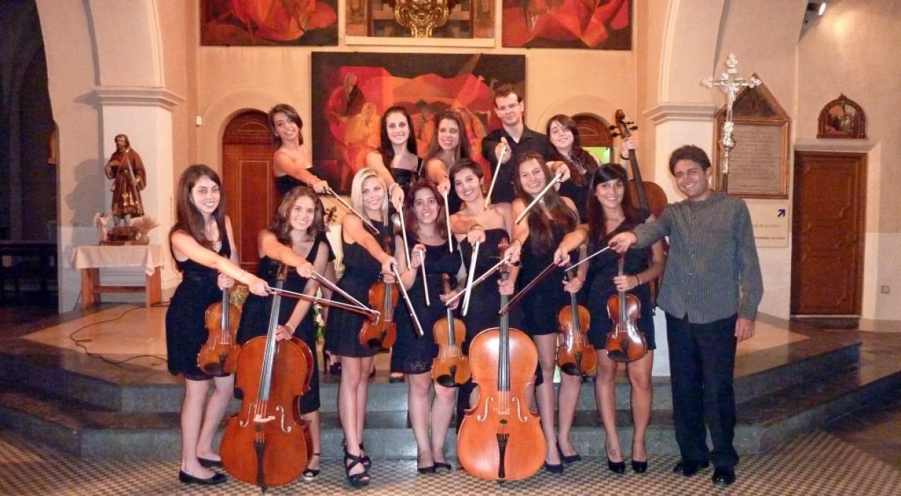 El Curs Intensiu de Música de Castell de l'Areny aplega fins a 15 joves i ofereix actuacions en esglésies del Berguedà