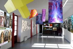 El Palau dels Pinós de Bagà acull l'exposició amb tocs japonesos dels artistes catalans Marta i Joan Montcada