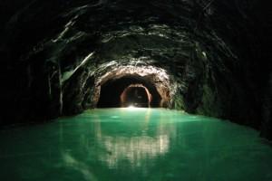 La mina de petroli de Guardiola de Berguedà conté un bacteri que podria solucionar desastres ecològics