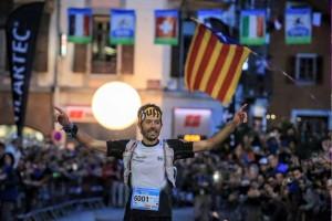 Pau Bartoló guanya la TDS de l'Ultra Trail del Montblanc a Chamonix