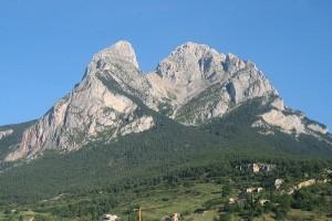 Mor un muntanyenc en caure quan escalava la cara nord del Pedraforca