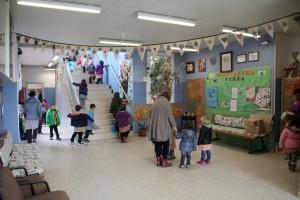 Avià es proposa estalviar més d'un 50% del cost de la llum a les escoles amb la instal·lació de leds de baix consum