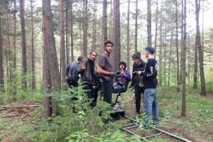 El curtmetratge 'Bram' aconsegueix el patrocini del club de cinema que impulsa aquest mitjà a la ciutat de Berga