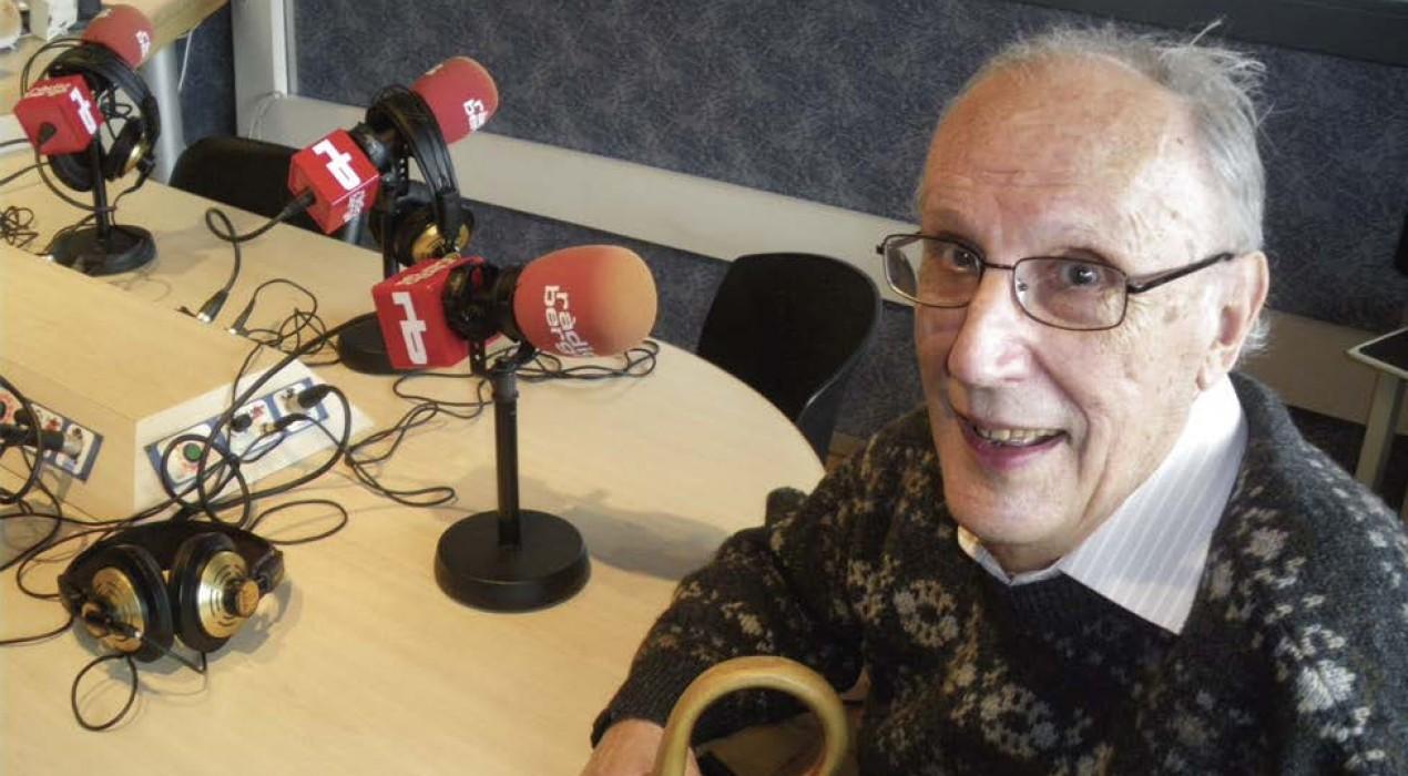 Mor a Berga mossèn Josep Maria Ballarín, als 96 anys