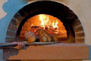 El pa surt del forn