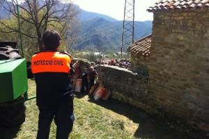 Neix una nova Federació d'Associacions de Voluntaris de Protecció Civil amb vocació territorial i un 50% de membres del Berguedà a la junta