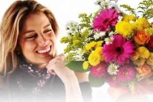 Flors per a la dona més bonica del món