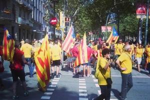 L'ANC del Berguedà ven 700 tiquets per a la Via de la Meridiana i preveu acabar portant-hi 2.000 persones de la comarca