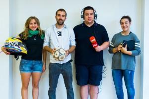 Ràdio Berga estrena aquest diumenge el programa d'esports Entre Rivals