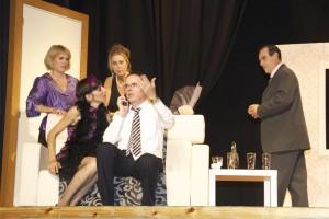 El teatre tanca amb èxit la Festa Major d'Avià