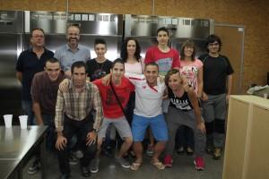 El cicle formatiu d'elaboració de productes alimentaris arrenca a Puig-reig amb 19 alumnes