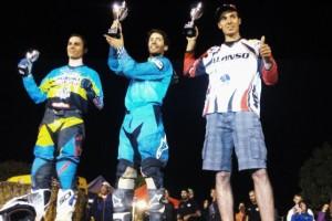 Sergi Sánchez (Open) i Marc Corominas (Promo) guanyen el Dirt Track de Berga