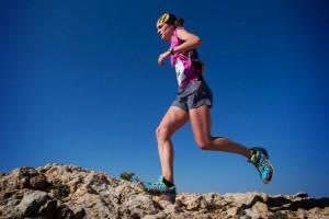 L'atleta Judit Franch, de Gironella, fa la Transpirinenca per recaptar fons per La Marató de TV3, destinada a la diabetis