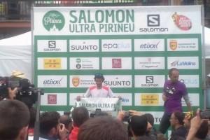Kilian Jornet i Emelie Forsberg guanyen l'Ultra Pirineu 2015