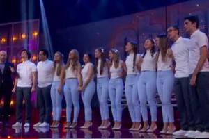 """El Cor Giovinetto interpreta 'Everything's Alright', la millor cançó de la tercera gala d""""Oh Happy Day'"""