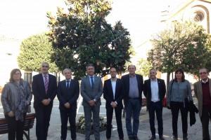 El conseller Jordi Ciuraneta destaca el Programa Leader com a motor de l'economia rural