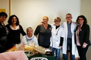 Ginkgo i l'hospital de Berga se sumen al Dia Internacional contra el Càncer de Mama