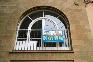 El preu mitjà del lloguer al Berguedà puja un 2%, fins als 308,94 euros mensuals