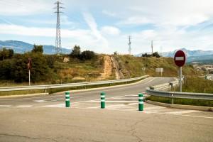 Millores als accessos a la C-16 per evitar entrar a l'autovia en sentit contrari