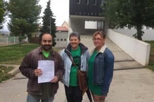 La PAHC Berguedà exigeix el compliment de la llei d'habitatge