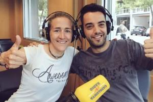 L'atleta de muntanya Núria Picas s'estrena com a col·laboradora setmanal al programa La tribu de Catalunya Ràdio