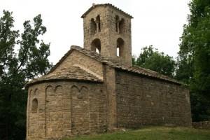 Borredà es queixa de la retallada de visites guiades a l'església de Sant Sadurní de Rotgers, on ara cal concertar visita prèvia