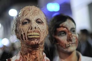 Els zombies infecten Berga aquest divendres i dissabte en motiu del festival Terrorfest
