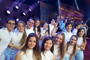 Giovinetto s'encomana del ritme dels Jackson 5 amb 'ABC'