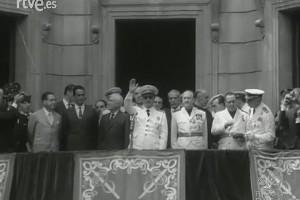 Així va rebre Berga a Franco el 1966: recuperat el vídeo del NO-DO