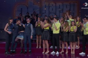 El Cor Giovinetto brilla a la final d'Oh Happy Day però no pot amb el Quartet Mèlt