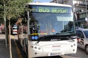 """Francesc Ribera: """"el circuit del bus urbà de Berga és molt lent i poc operatiu, estudiem canvis per augmentar els usuaris"""""""