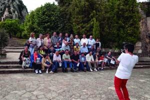 El Taller Coloma dedica el calendari a Queralt, amb els treballadors del centre i entitats del Berguedà com a protagonistes de les fotos