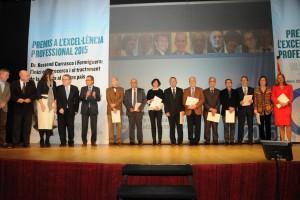 El metge de l'hospital de Berga Ferran Pastor rep un premi Excel·lència Professional