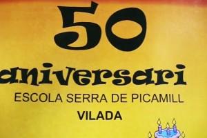 L'escola de Vilada presenta un DVD amb testimonis de persones grans del poble que expliquen la seva etapa escolar