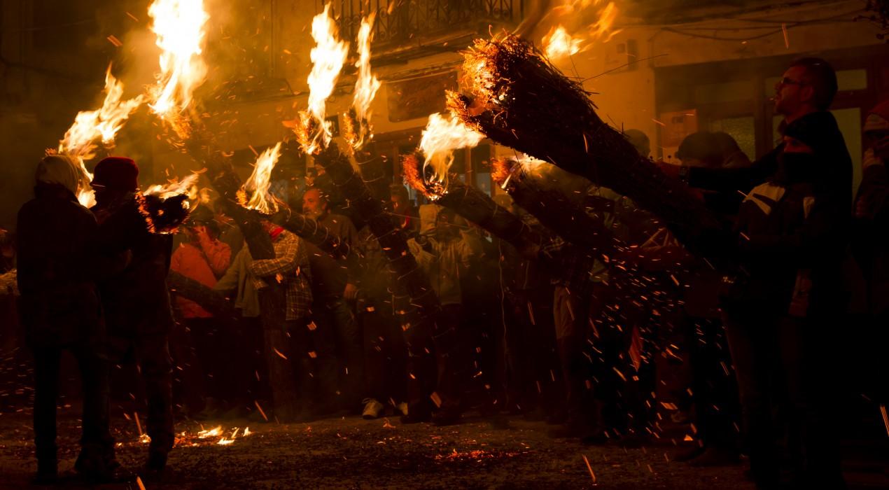 La Fia-faia cremarà unes 700 torxes a Bagà i Sant Julià de Cerdanyola