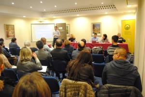 Berga exposa sistemes de finançament alternatiu i dóna a conèixer els nous ajuts Leader