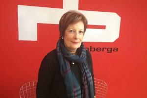 Montserrat Soler, nova presidenta d'Òmnium Cultural del Berguedà