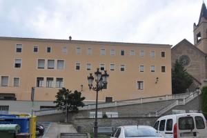 """El govern de Berga estudia reubicar el Serra de Noet a Sant Francesc """"per revitalitzar el barri vell i aprofitar un edifici en desús"""""""