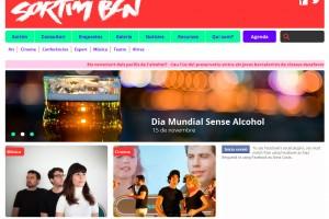 Primer aniversari del web Sortim BCN, els continguts del qual gestiona Bífidus Produccions