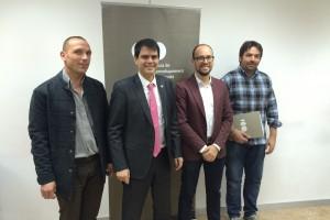 El Berguedà, el Lluçanès i el Moianès s'uneixen per donar un impuls al sector tèxtil