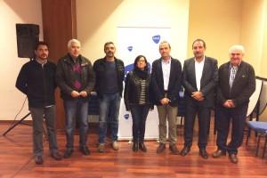 UDC del Berguedà presenta la nova executiva comarcal, amb Xavier Güell com a president
