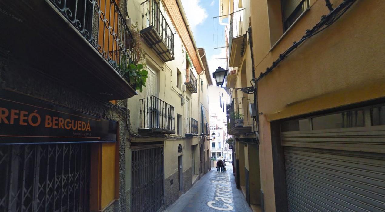 """El PSC creu que el pla per al barri vell de Berga serà """"insuficient"""" i reclama un nou Pla de Barris a la Generalitat"""