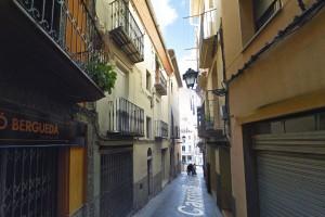 Reallotgen una família del carrer Buxadé de Berga per l'esfondrament d'un tram d'escala del bloc de pisos